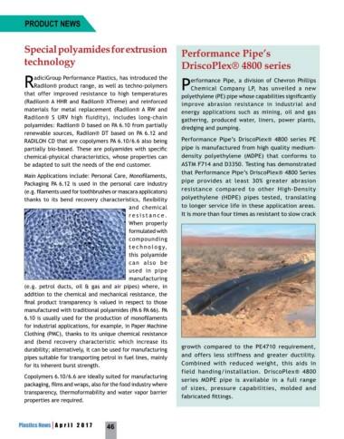 Page 46 - Plastics News April 2017